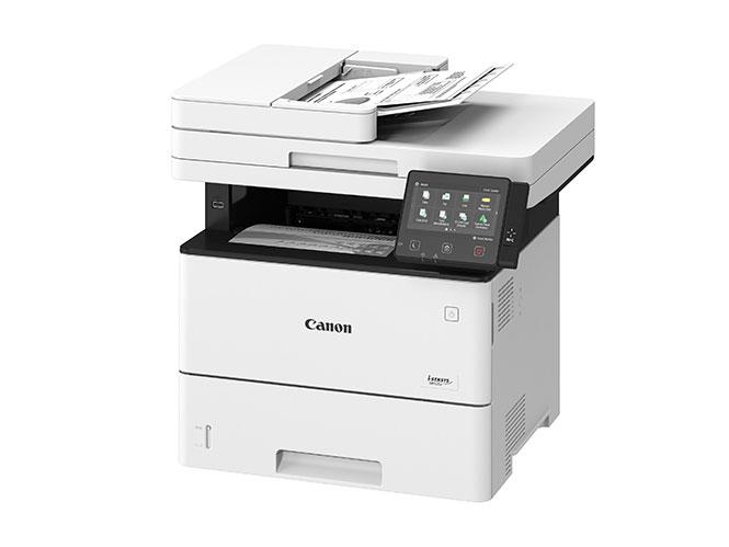 Η Canon παρουσιάζει τις νέους εκτυπωτές i-Sensys