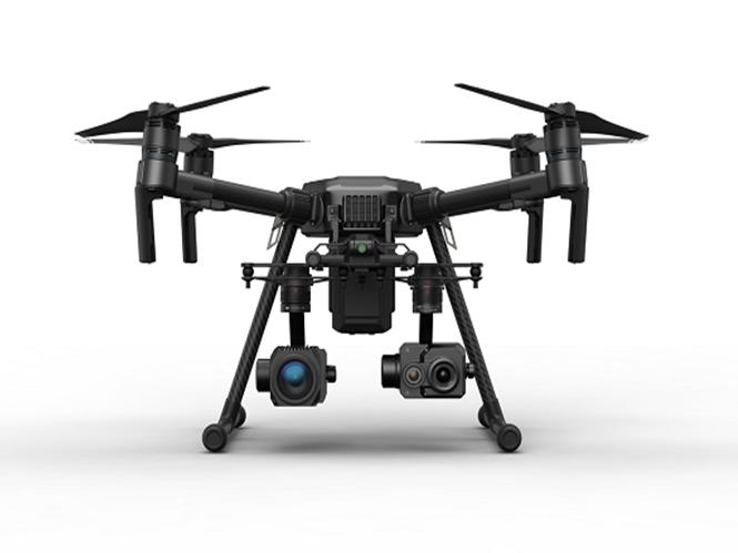 Zenmuse XT2: H πρώτη θερμική κάμερα για DJI drones
