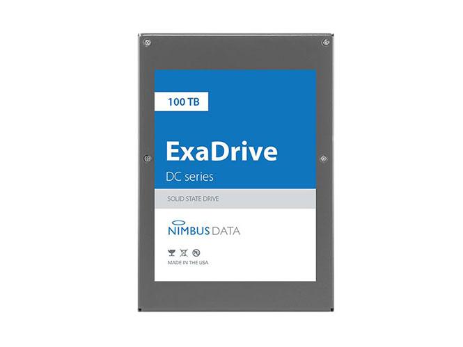 ExaDrive DC100