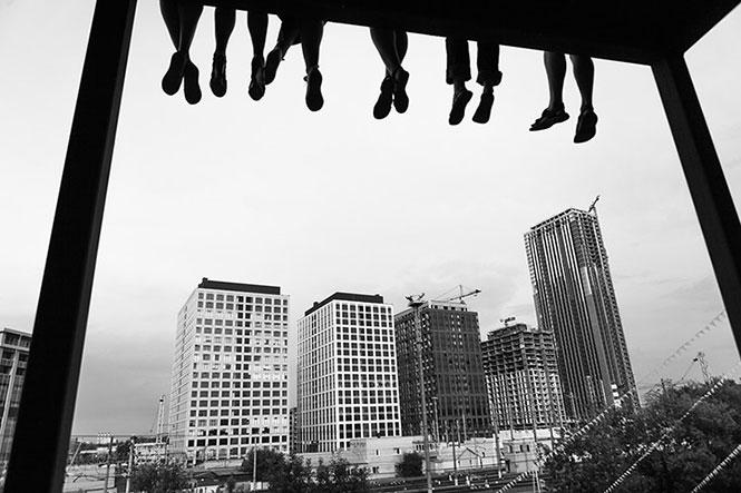 Cityscapes:  Θεματική έκθεση φωτογραφίας  στη Κυψέλη