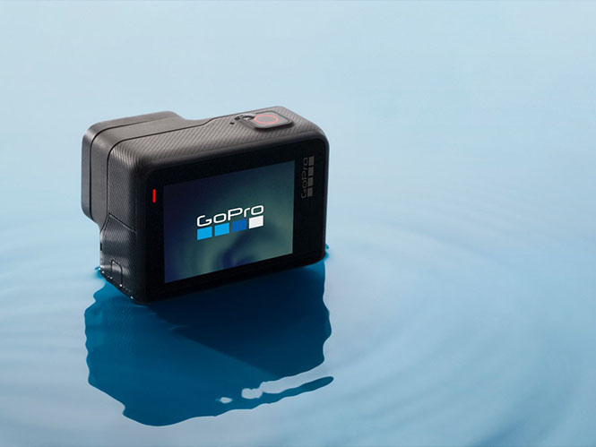 H GoPro λανσάρει την πιο προσιτή HERO κάμερα στα $200
