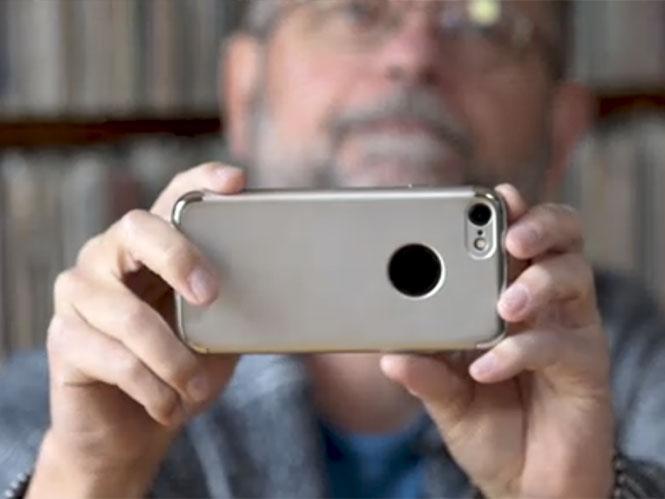 O ήχος του κλείστρου στο iPhone είναι από μία Canon μηχανή