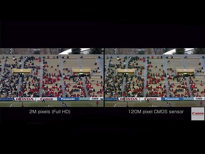 H Canon δείχνει σε video πως η ανάλυση Full HD έχει ξεπεραστεί κατά πολύ