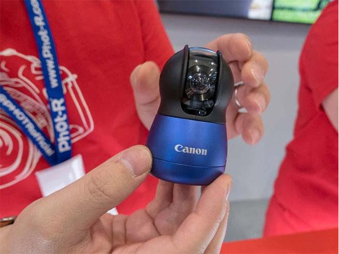 """Δύο concept κάμερες από την Canon στο """"The Photography Show 2018"""""""