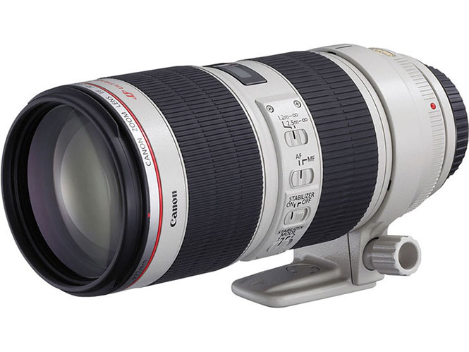 EF 70-200MM F/4L IS II