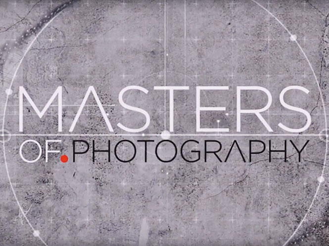 Masters of Photography: Masterclass με τους albert WATSON, joel MEYEROWITZ και steve McCURRY