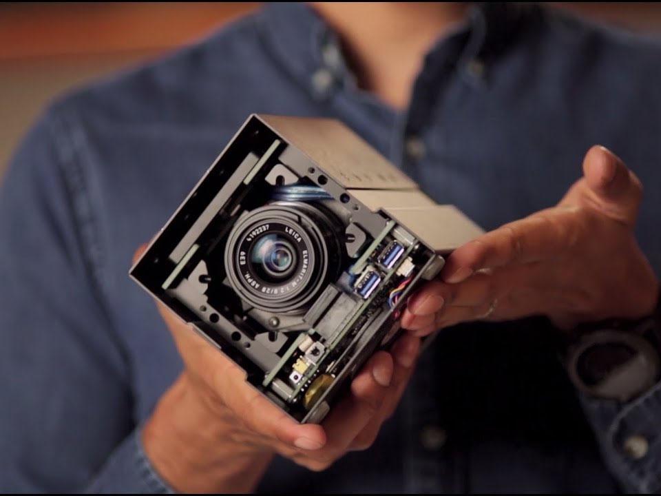 Fluid Cam: Η μηχανή της NASA που χαρτογραφεί ωκεανούς από ψηλά