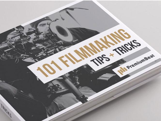 Δωρεάν οδηγός με συμβουλές για κινηματογράφιση από τον εξοπλισμό μέχρι την διανομή