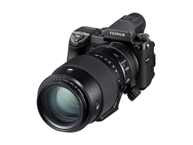 Νέο Firmware για τον FUJINON GF250mm F4 R LM OIS WR