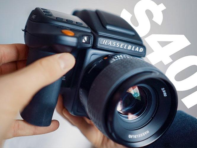 Hasselblad H6D-100c: Δείτε γιατί αυτή η μηχανή κοστίζει 40.000 δολάρια