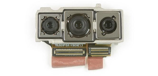 τριπλή κάμερα
