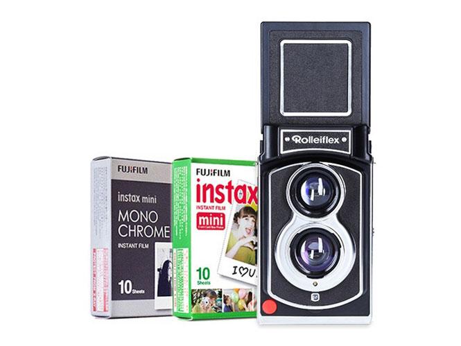 H μεγάλη επιστροφή της Rollei, ανακοινώθηκε η νέα Rolleiflex Instant Kamera TLR