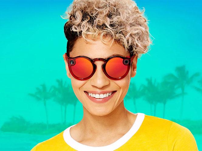 Snapchat Spectacles 2.0 με νέο σχεδιασμό και δυνατότητα λήψης φωτογραφίας
