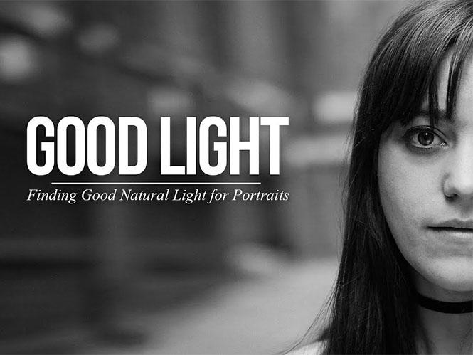Αναζητώντας το ιδανικό φυσικό φως για πορτρέτα στο δρόμο