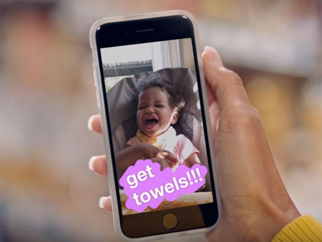 Snapchat: Το διαφημιστικό του υποστηρίζει ότι είναι μία κάμερα