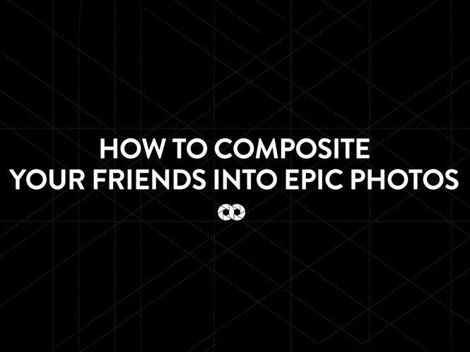 COOPH: Επτά ιδέες και τρικ για μοναδικές εικόνες με σύνθεση στον Η/Υ