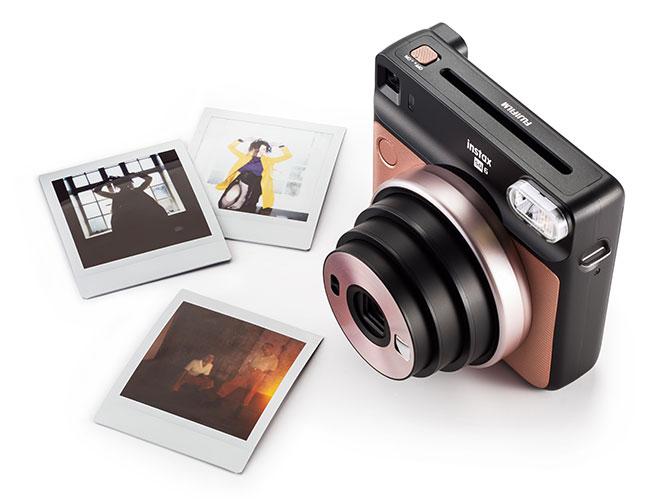 Ανακοινώθηκε η Fujifilm Instax SQUARE SQ6, η πιο οικονομική μηχανή στο τετράγωνο φορμά