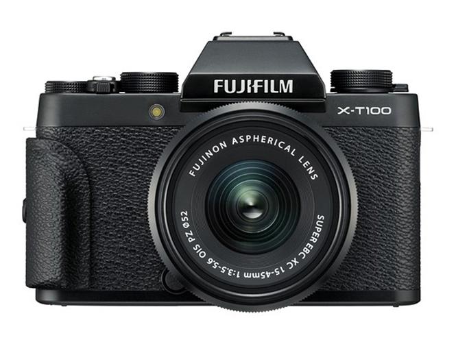 Αναβάθμιση Firmware για τη Fujifilm X-T100