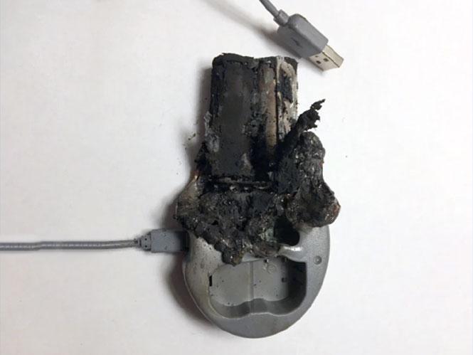 Δείτε γιατί δεν πρέπει να αφήνετε τις μπαταρίες σας να φορτίζουν χωρίς επίβλεψη