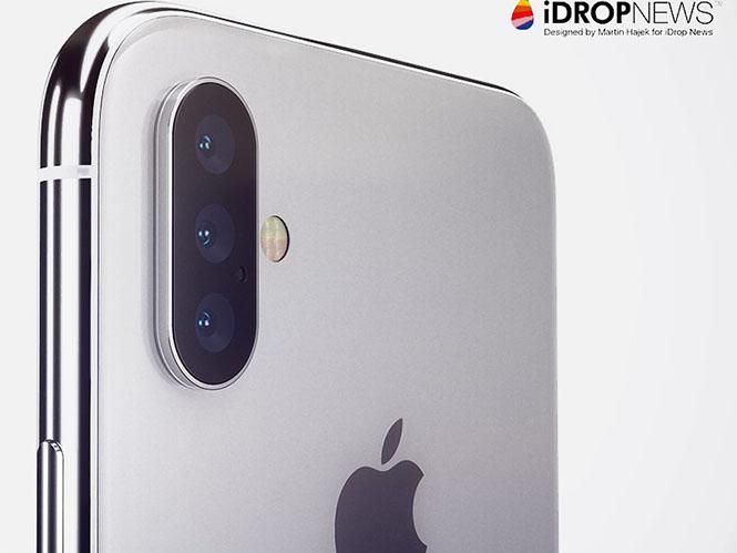 Αργεί το πρώτο iPhone με τριπλή κάμερα. Μέσα στο 2019 λένε οι αναλυτές