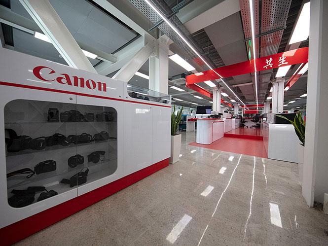 Η Canon ξεκινά τη λειτουργιά του Ευρωπαϊκού της Κέντρου Προϊοντικής Υποστήριξης στην Ελλάδα