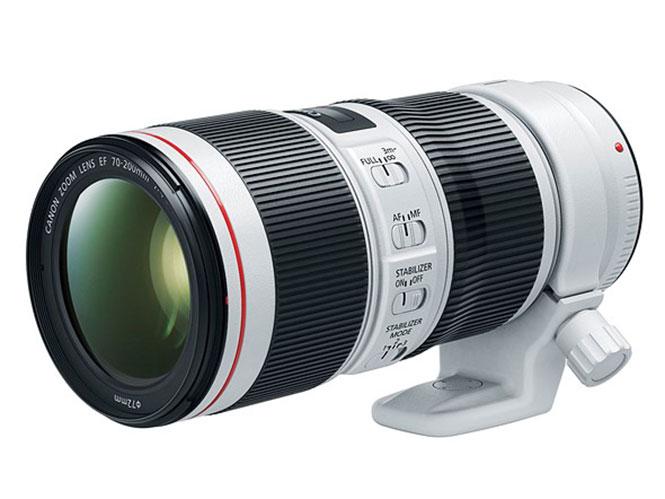 Νέος Canon EF 70-200mm f/4L IS II USM με ισχυρό σταθεροποιητή και βάρος μόλις 780 γραμμάρια