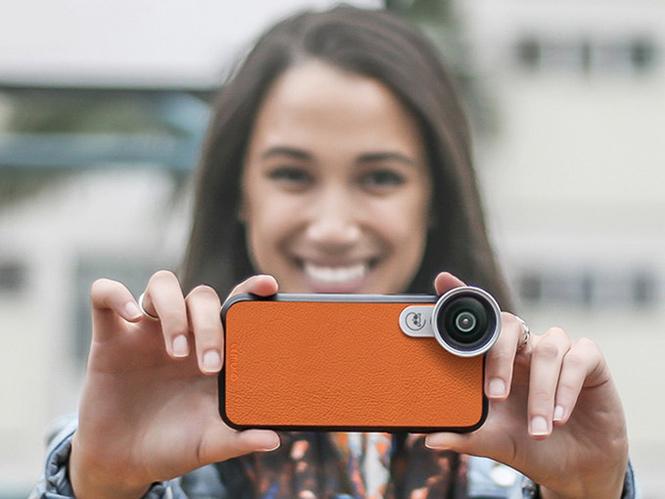 LEMURO: Νέο σύστημα έξτρα φακών για smartphones