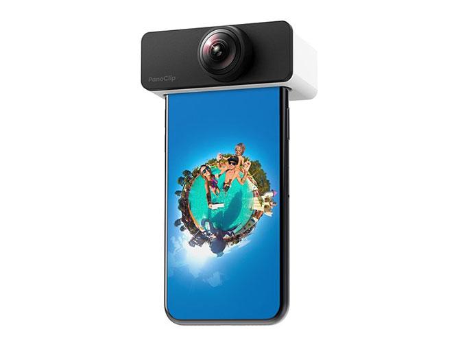 To PanoClip για iPhone σας επιτρέπει την λήψη εικόνων 360 μοιρών