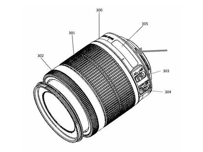O επόμενος κιτ φακός της Canon, EF-S 18-55mm θα έχει LCD οθόνη;