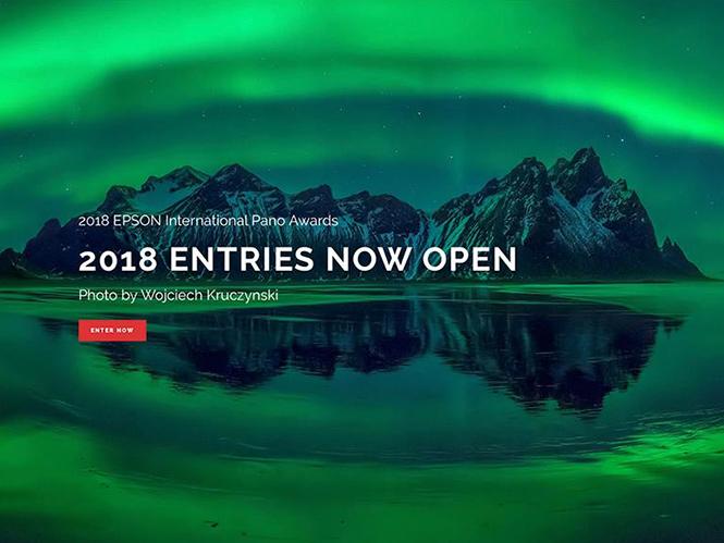 EPSON International Pano Awards 2018: Μέχρι τις 9 Ιουλίου οι συμμετοχές