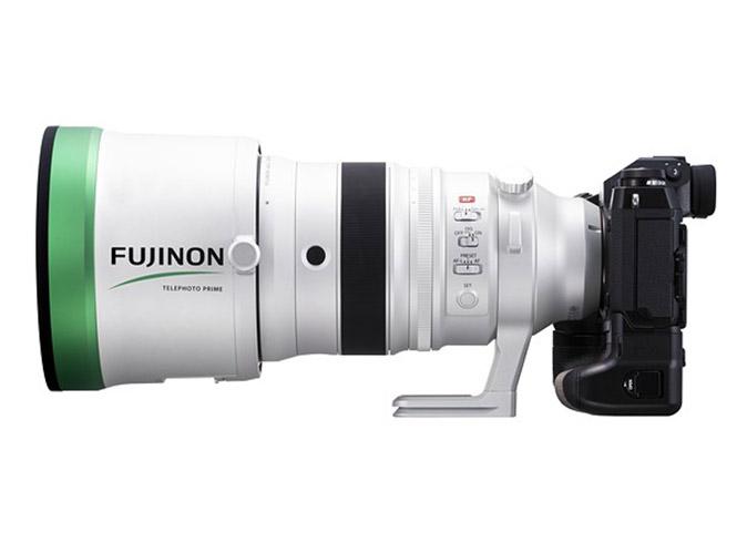 Η Fujifilm παρουσιάζει τον θηριώδη FUJINON XF200mmF2 R LM OIS WR