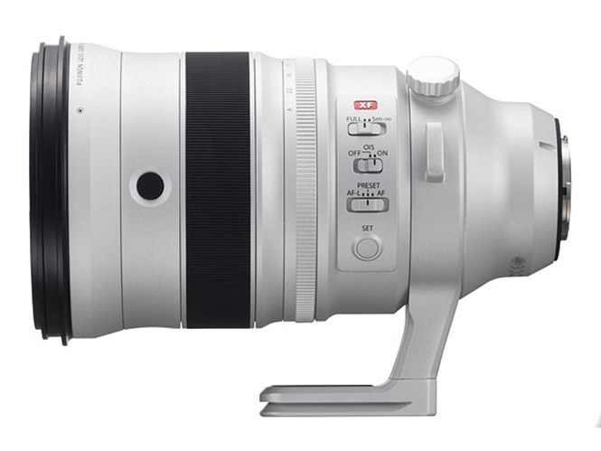 Fujifilm: Προτείνει να μην απενεργοποιείται ο σταθεροποιητής των XF 16-80mm & XF 200mm ούτε στο τριπόδι