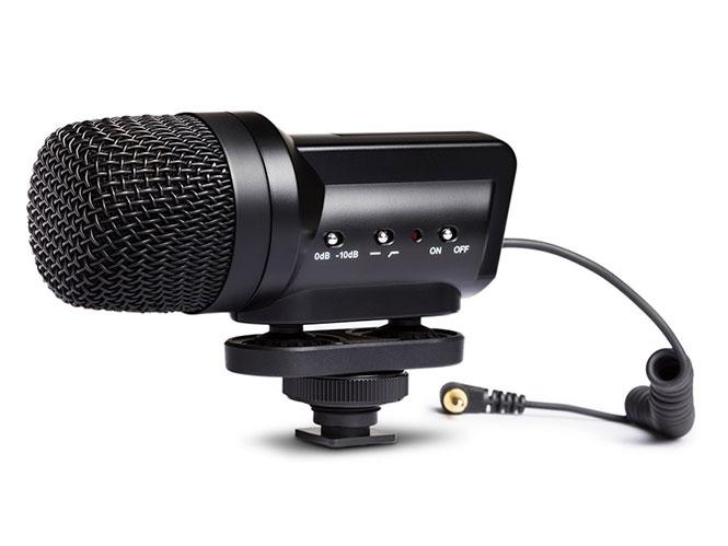 Η Marantz παρουσιάζει στην ελληνική αγορά μικρόφωνα για DSLR και mirrorless μηχανές