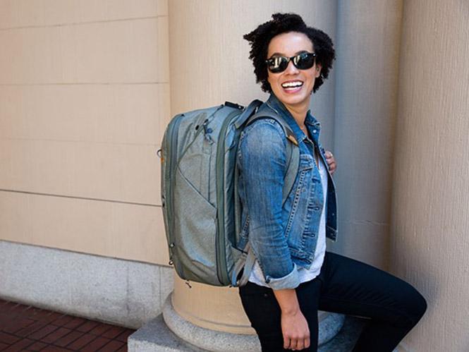 Peak Design: Παρουσίασε νέα ταξιδιωτική τσάντα που την διαμορφώνεις όπως θέλεις