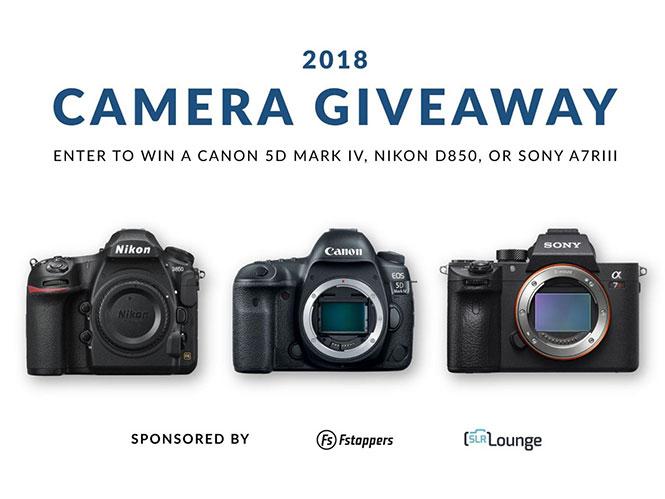 Μεγάλος διαγωνισμός, κέρδισε μία Canon EOS 5D IV ή Nikon D850 ή Sony A7R III
