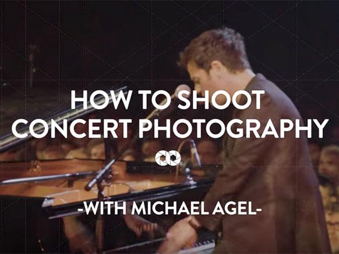 COOPH: Συμβουλές για φωτογράφιση συναυλιών