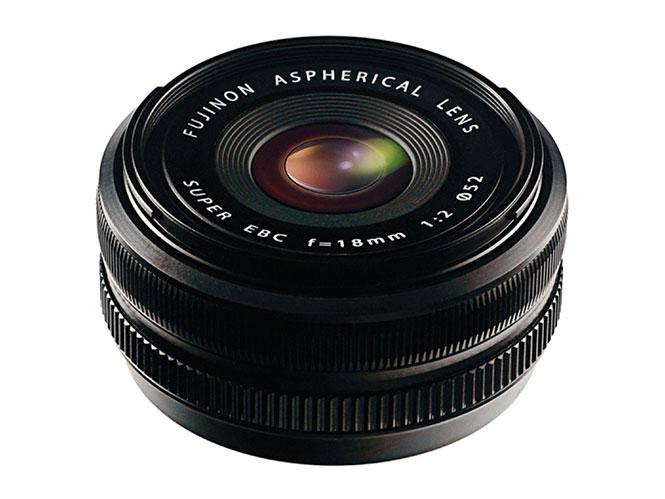 Αναβάθμιση Firmware για τους φακούς Fujifilm XF18mmF2 και XF60mmF2.4