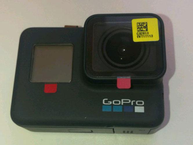 Πρώτες φωτογραφίες της GoPro Hero7;