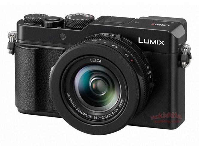 Διέρρευσαν οι φωτογραφίες της Panasonic LUMIX LX100 II
