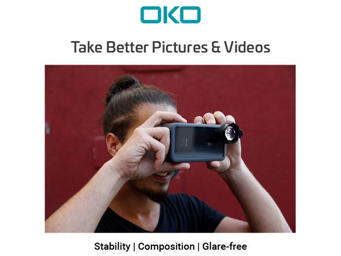 OKO, ένα οφθαλμοσκόπιο για το smartphone σας