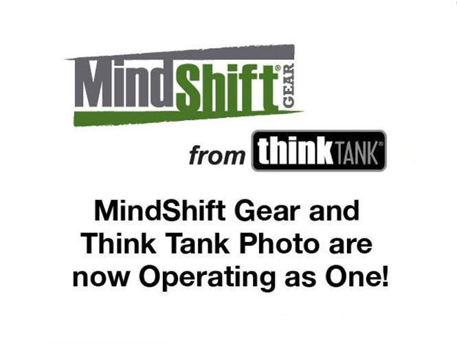 Η Think Tank Photo απορρόφησε την MindShift Gear