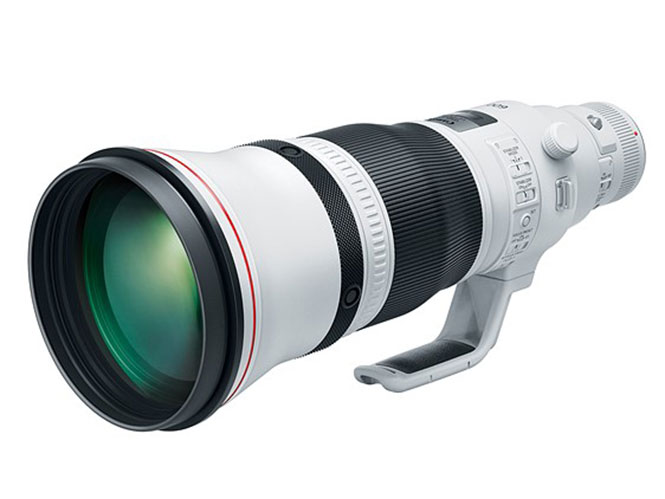 Αναβάθμιση Firmware για Canon EF 400mm f/2.8L IS III και EF 600mm f/4L IS III