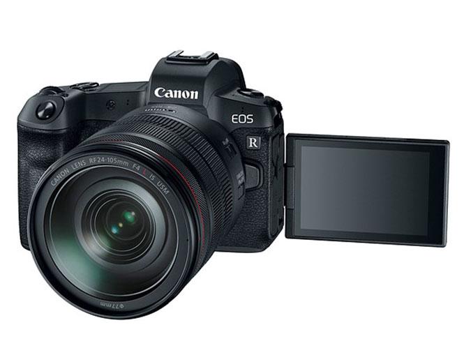Έρχεται η Canon EOS R που θα δέχεται δύο κάρτες μνήμης και θα έχει ανάλυση πάνω από 80 megapixels;