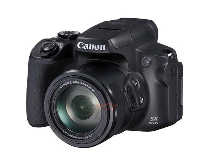 Αυτή είναι η  Canon PowerShot SX70 HS (φωτογραφίες και χαρακτηριστικά)