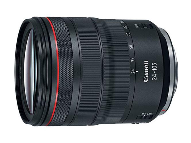 Αναβάθμιση Firmware για δύο φακούς του συστήματος Canon EOS RF