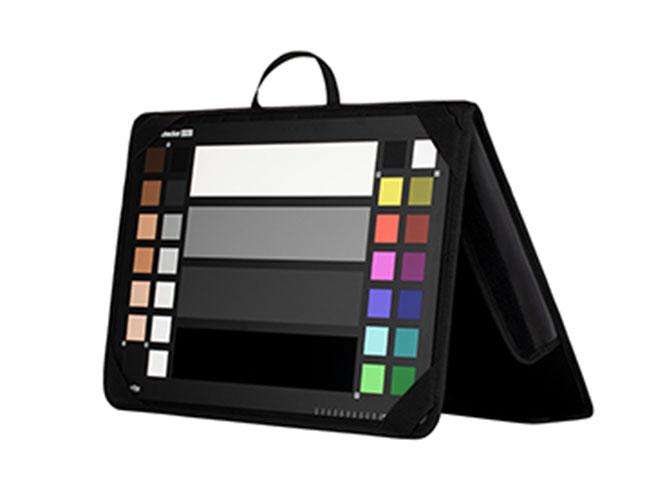 X-Rite ColorChecker Video XL, με διπλάσιο μέγεθος για ευρυγώνιες λήψεις