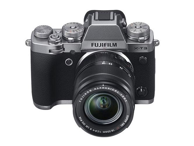 Αναβάθμιση Firmware για την Fujifilm X-T3!