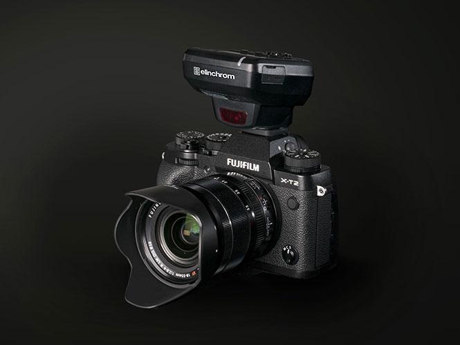 H Elinchrom διαθέτει τον EL-Fujifilm για έλεγχο των flash της από Fujifilm μηχανές