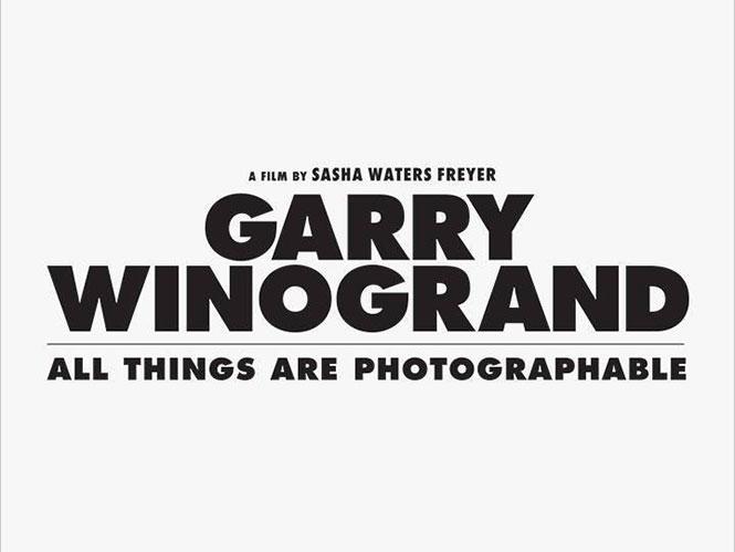 Έρχεται το πρώτο ντοκιμαντέρ για τον Garry Winogrand