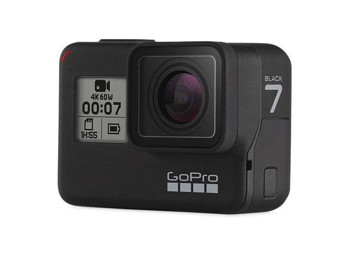 Ανακοινώθηκε η νέα GoPro Hero7: Black, Silver και White τα διαθέσιμα μοντέλα